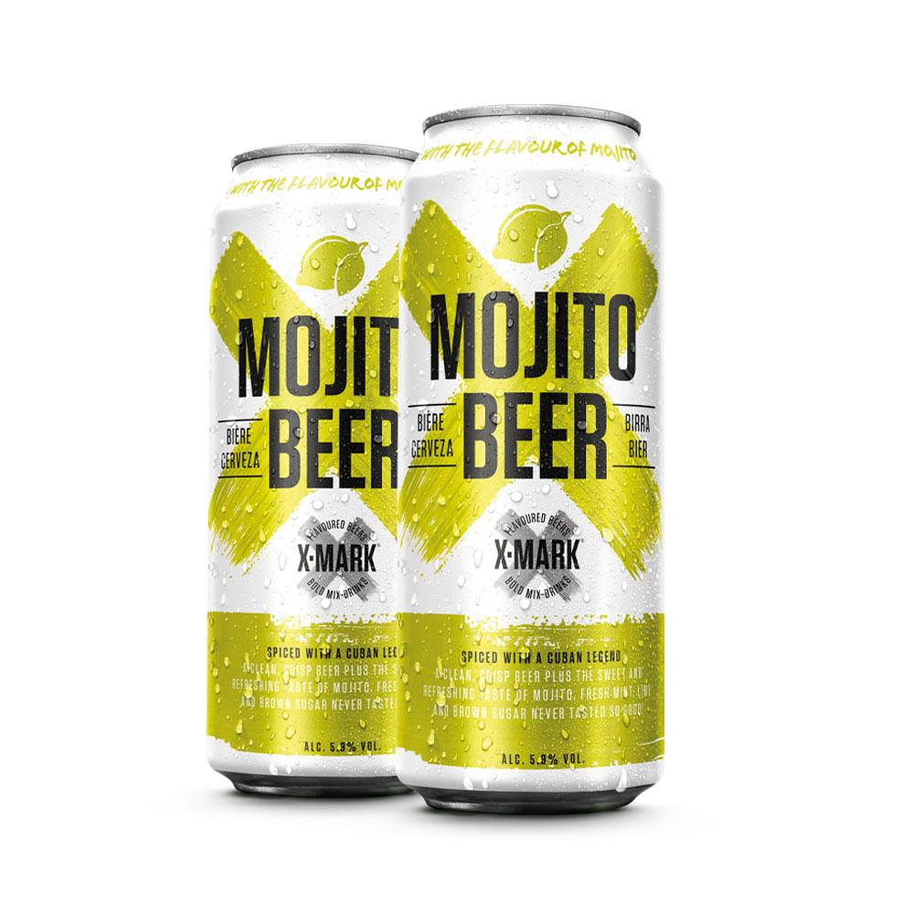 Bia X-mark Mojito
